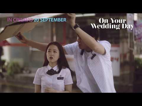 """<p>It's been ten years since Woo-yeon (Kim Young-kwang) and his first love and best friend Seung-hee (Park Bo-young) went their separate ways. Now, he receives an invitation for her wedding. The movie follows Woo-yeon as he reminisces about the ups and downs of their relationship, and winds up attending Seung-hee's wedding.</p><p><a class=""""link rapid-noclick-resp"""" href=""""https://tubitv.com/movies/543233/on-your-wedding-day"""" rel=""""nofollow noopener"""" target=""""_blank"""" data-ylk=""""slk:STREAM IT"""">STREAM IT</a></p><p><a href=""""https://www.youtube.com/watch?v=QJEe_JEhvw8"""" rel=""""nofollow noopener"""" target=""""_blank"""" data-ylk=""""slk:See the original post on Youtube"""" class=""""link rapid-noclick-resp"""">See the original post on Youtube</a></p>"""