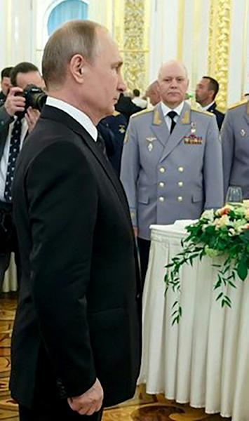 The GRU is one of Moscow's three spy agencies