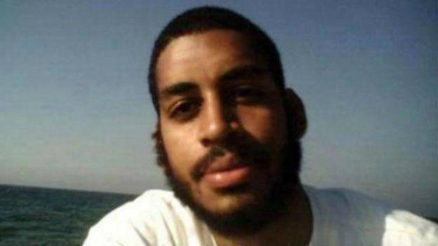 Alexanda Kotey was one of two remaining members of a British group of Isis fighters (BBC)