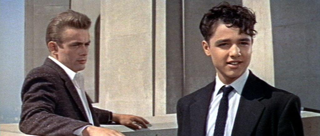 "Sal Mineo - Age 17 ""Rebel Without a Cause"" (1955)"