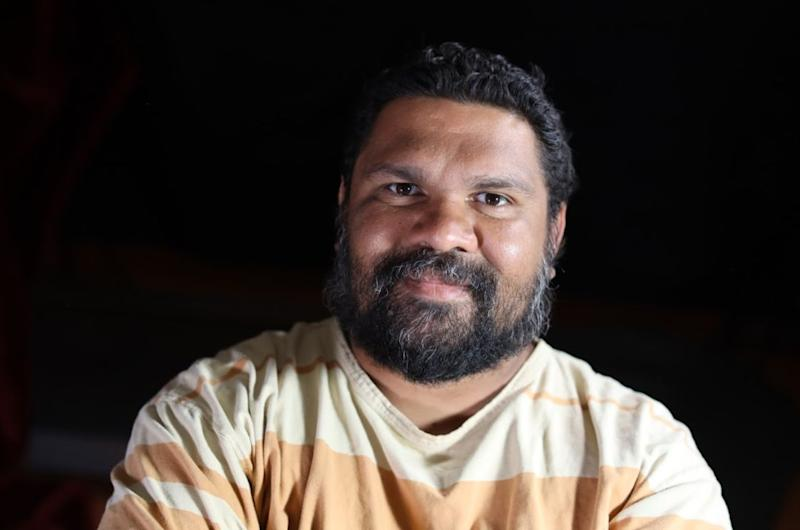 Cornel Ozies directed 'Our Law', a documentary screening at the Sydney Film Festival. (Photo: NITV )