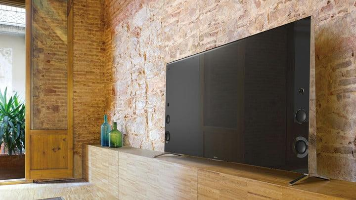 """<span class=""""text"""">While uncommon, some TVs have speakers either side that require extra space.</span>"""
