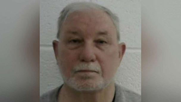 PHOTO: David Crawford, 69, a former police chief in Laurel, Md., was charged March 3, 2021, in connection with 12 arsons and several counts of attempted murder in relation to the fires. (Prince George's County Fire)