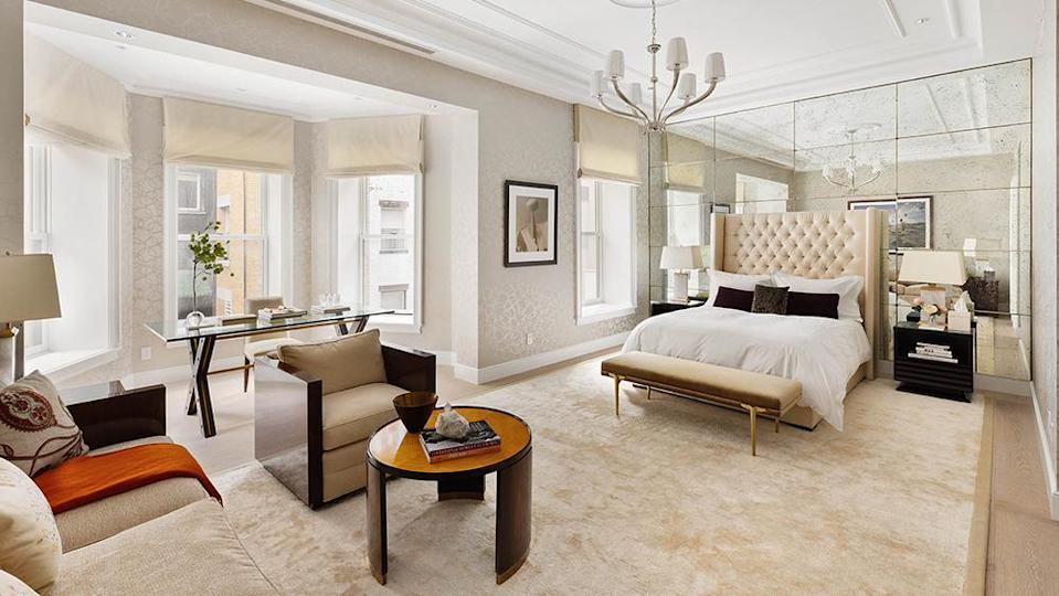 One of the bedrooms - Credit: Photo: Courtesy of The Corcoran Group