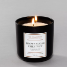 """<p><strong>The Collection by Chesapeake Bay</strong></p><p>target.com</p><p><strong>$10.99</strong></p><p><a href=""""https://www.target.com/p/jar-candle-brown-sugar-chestnut-the-collection/-/A-51633681"""" rel=""""nofollow noopener"""" target=""""_blank"""" data-ylk=""""slk:BUY NOW"""" class=""""link rapid-noclick-resp"""">BUY NOW</a></p><p>No fireplace to roast chestnuts? No problem. This candle will give you all the holiday cheer that carolers sing about in the classic tune. </p>"""