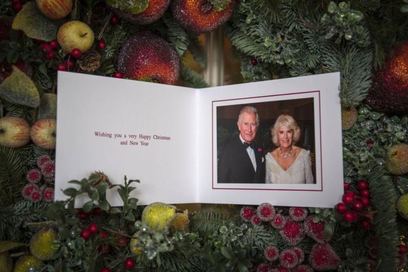 Prince Charles and Camilla's 2017 Christmas card | Victoria Jones/PA Wire