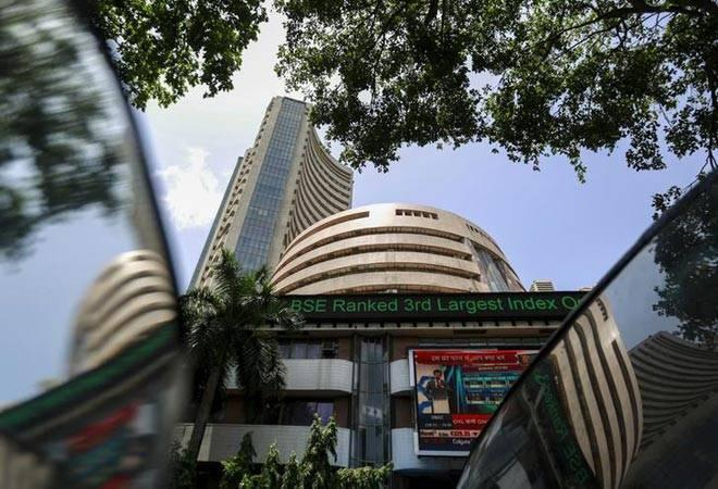 The BSE Sensex hit an all time high of 39,364.34 in intra-day trade and  the NSE Nifty crossed 11,800 mark to hit a fresh high of 11,810.95; all the sectoral indices ended in positive terrain,  barring realty stocks, led by bank, consumer durables and auto stocks