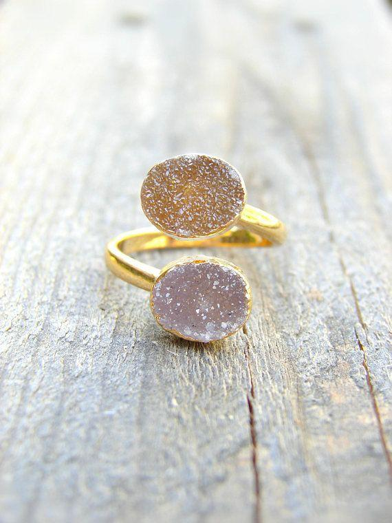 """Get it <a href=""""https://www.etsy.com/listing/543645910/raw-druzy-ring-crystal-jewelry-multi?ref=cyber_category"""" target=""""_blank"""">here</a>."""