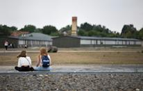 The Sachsenhausen memorial draws about 700,000 visitors each year from around the world -- double the number a decade ago (AFP Photo/Odd ANDERSEN)