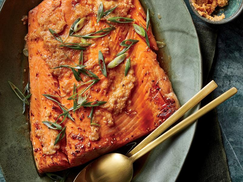 This One Mistake Can Completely Ruin Baked Salmon
