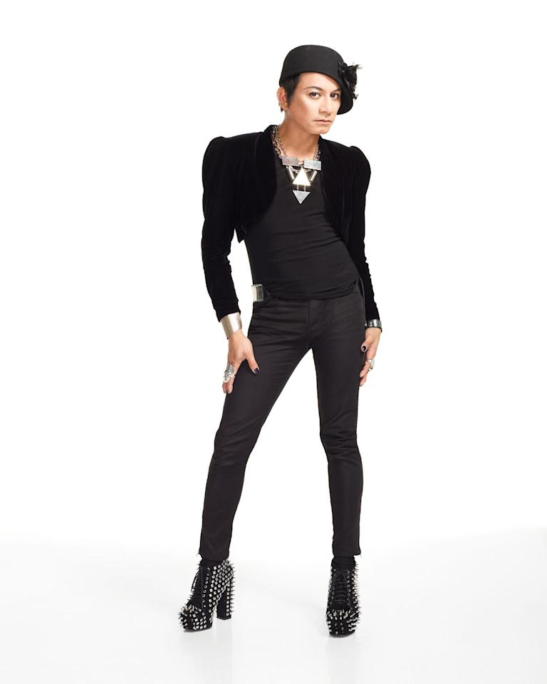"Andre Soriano in ""Styled to Rock"" Season 1."