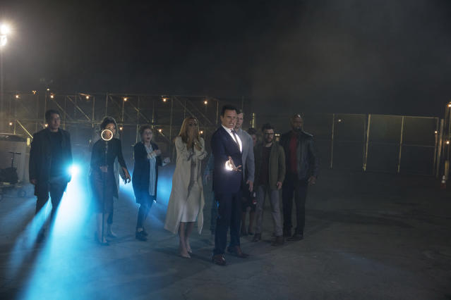 <em>Marvel's Runaways</em> (Photo: Greg Lewis/Hulu)