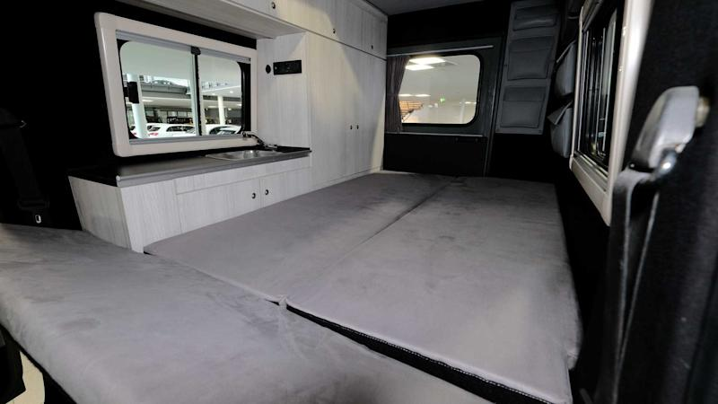 Lorinser Puch G Motorhome