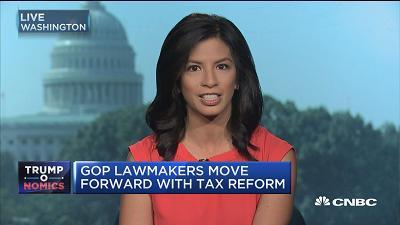CNBC's Ylan Mui, reports the Trump team and congressional leaders are making big strides in shaping a new tax plan.