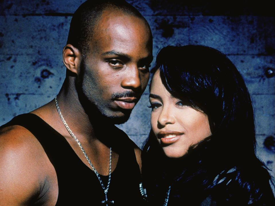 <p>Aaliyah's mother reacts to DMX's death: 'You and Baby Girl will meet again'</p> (Shutterstock)
