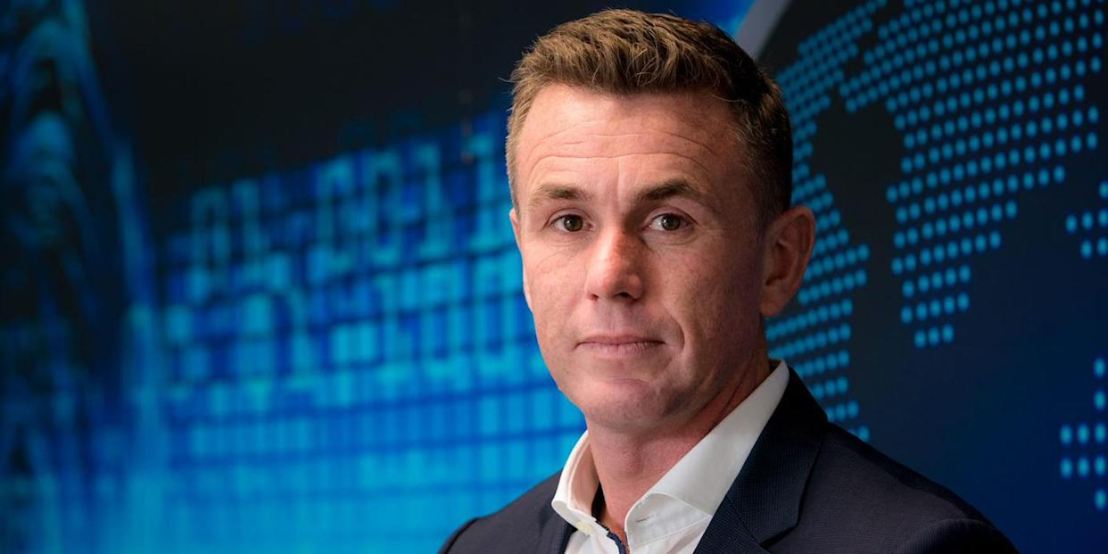 Dean Curtis, group managing director, LexisNexis Risk Solutions Group