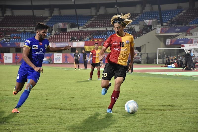 Katsumi Yusa and Mahmoud Al-Amna to extend stay at East Bengal