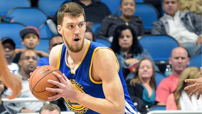 Ex-Warriors center Ognjen Kuzmic reportedly in coma after car accident