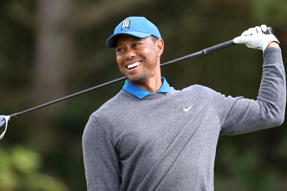 """<p>A post from the golfer's Twitter account said the 45-year-old """"received follow-up procedures"""" on his injuries at the Cedars-Sinai Medical Centre on Friday morning.  </p> (PA)"""