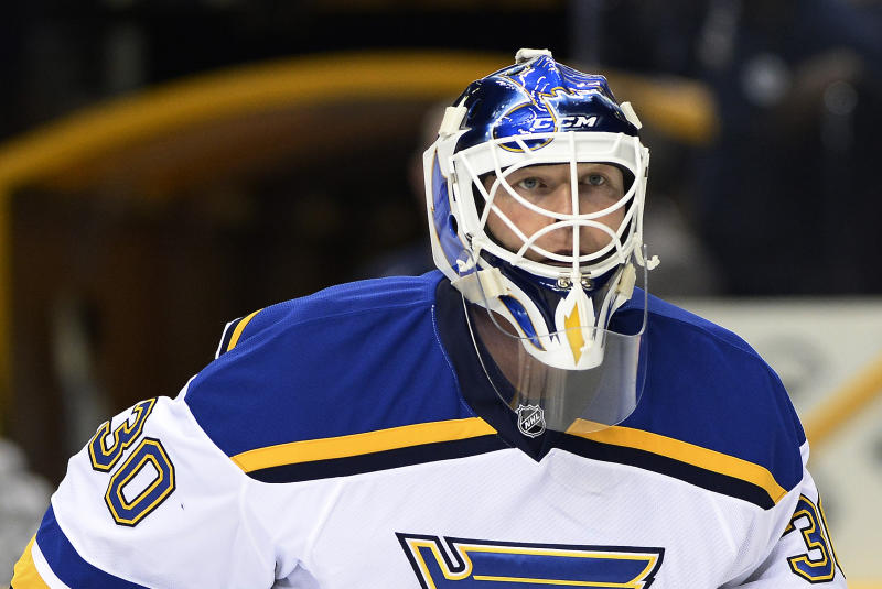Ex Blues Rooting For St Louis To Win Stanley Cup