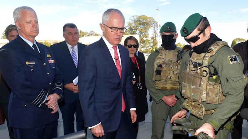 Military to be given new terror powers
