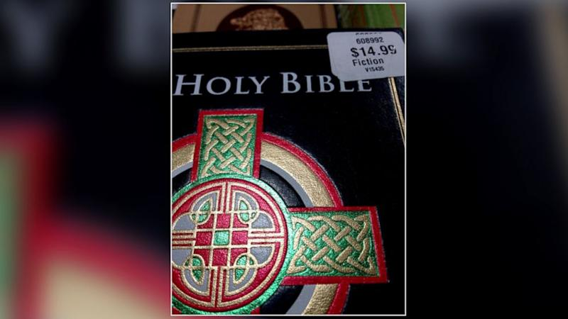 Pastor Says He Found Bibles in Costco's Fiction Section