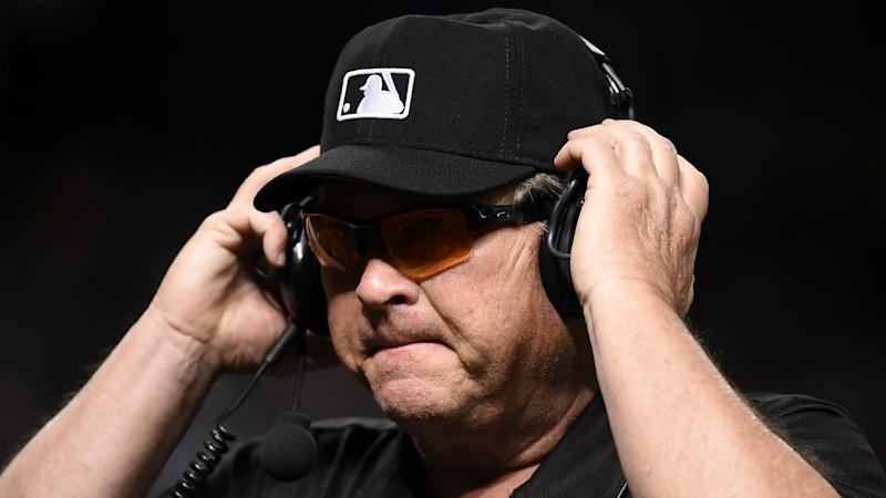 MLB umpires might get microphones to explain replay rulings