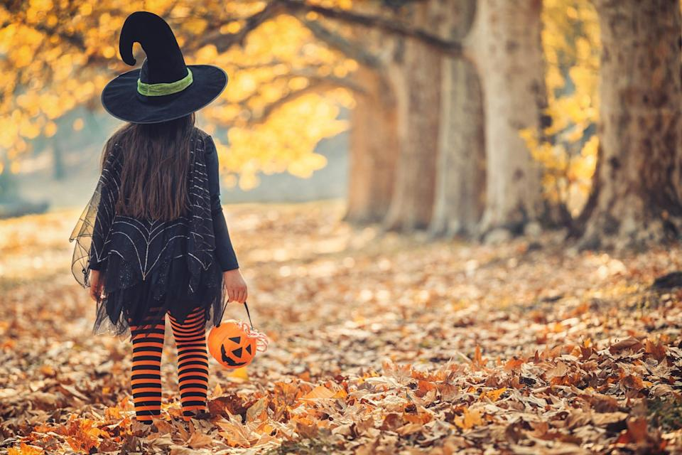 """Most Americans say they can't imagine Halloween without trick-or-treating, according to a Harris Poll. Dr. Dean Blumberg,with UC Davis Children's Hospital, says """"I just don't see how it's feasible to do this safely."""""""