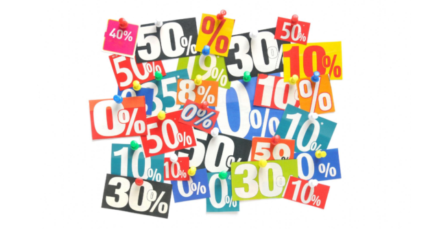 family budgeting - take advantage of discounts