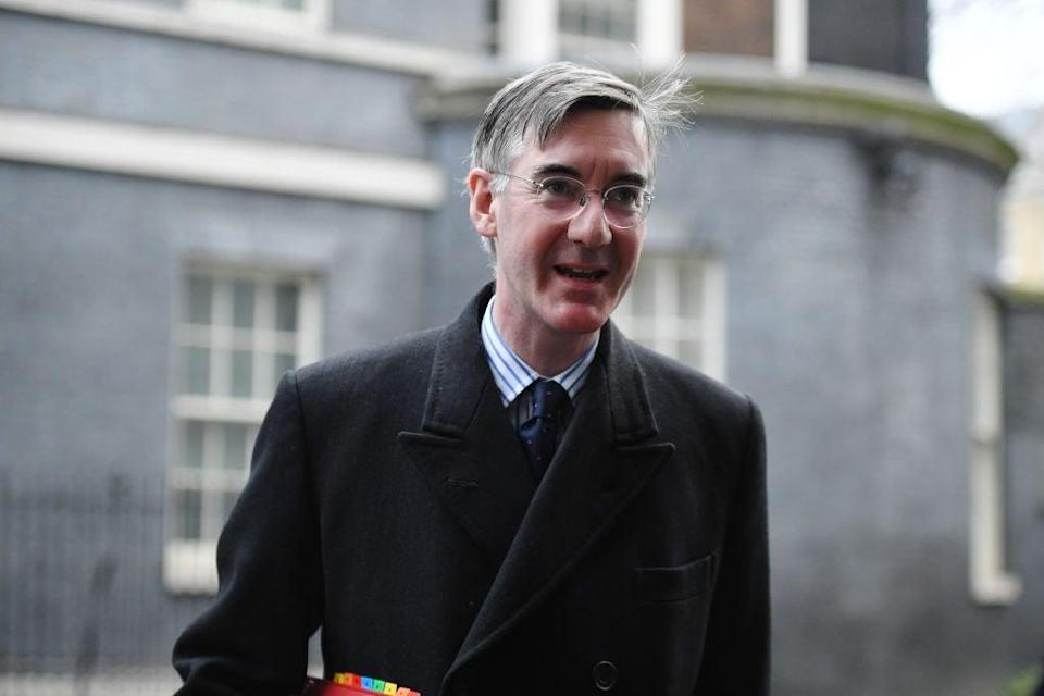 <p>Tory MP says parties must 'work through the democratic processes' as opposed to collapsing Stormont.</p> (Getty Images)