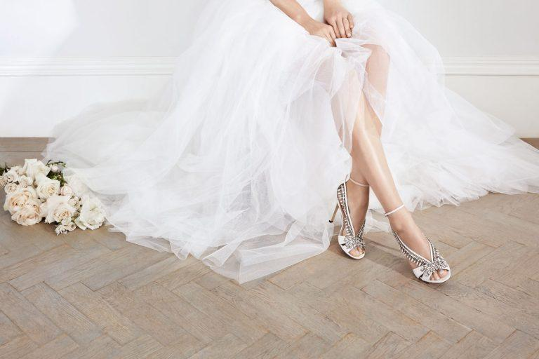 2125b22b938 Jenny Packham Tells Us Everything About Her New Bridal Shoe ...