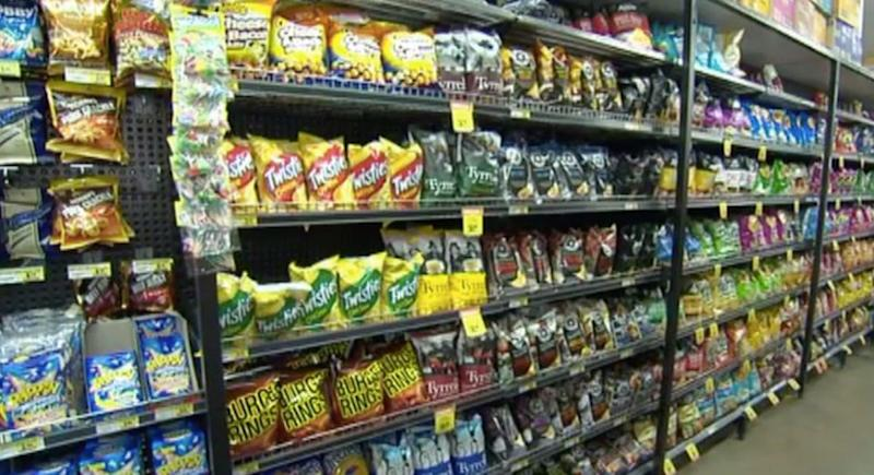 Marketers and packagers of children's junk food rely on the