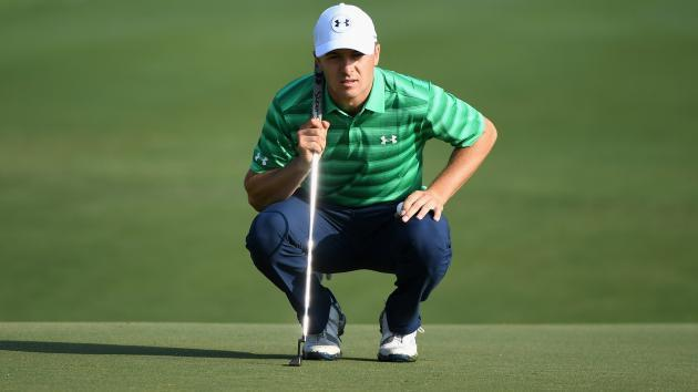 I can't putt any worse – Spieth rues missed chances