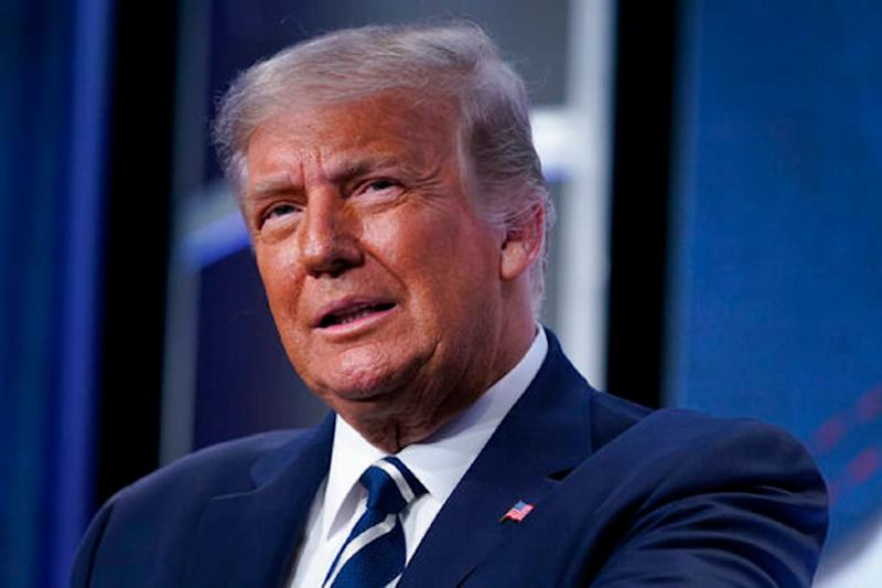 Trump Says He Expects To Have Coronavirus Vaccine For Every American By April