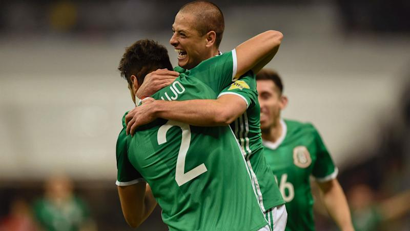 Mexico moves to the top of CONCACAF Hex for first time in 12 years
