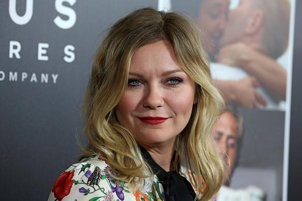 Kirsten Dunst at Focus Features luncheon at CinemaCon in Las Vegas (Photo: Gabe Ginsberg/WireImage)
