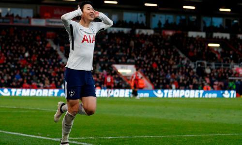Son Heung-min hits two but Harry Kane limps off in Spurs' win at Bournemouth