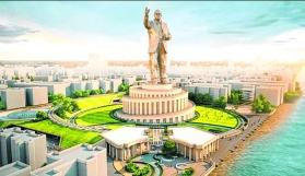 Maha Cabinet approves hike in height of BR Ambedkar memorial