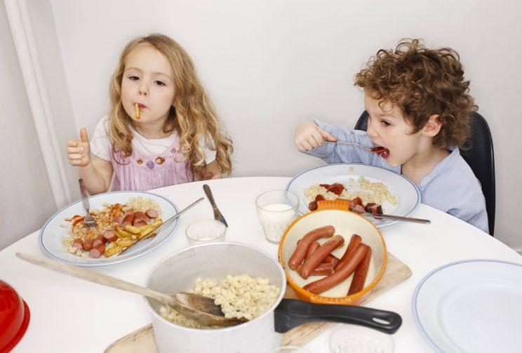 An obesity expert has recommended parents enforce a 'no seconds' policy [Photo: Getty]