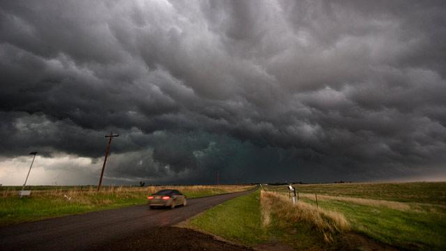 Should You Drive During a Tornado?: Misconceptions About Storm Safety
