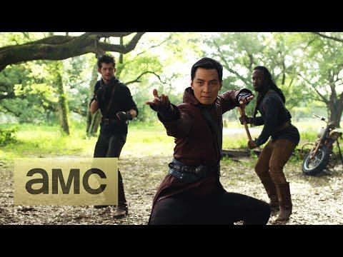 "<p>This thrilling AMC series explores the story of a warrior and a young boy who embark on a trip through feudal badlands (in a post-apocalyptic time) to find true enlightenment in the world. </p><p><a class=""link rapid-noclick-resp"" href=""https://www.netflix.com/title/80067617"" rel=""nofollow noopener"" target=""_blank"" data-ylk=""slk:Stream it here"">Stream it here</a> </p><p><a href=""https://www.youtube.com/watch?v=5KyHy4KRvIc"" rel=""nofollow noopener"" target=""_blank"" data-ylk=""slk:See the original post on Youtube"" class=""link rapid-noclick-resp"">See the original post on Youtube</a></p>"