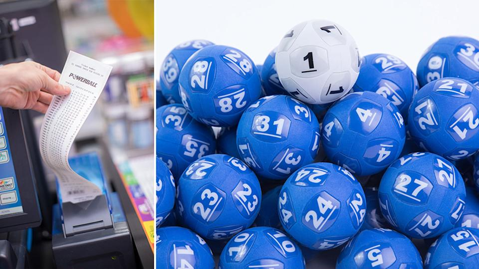 The winning Powerball numbers for draw number 1295 are in. Source: The Lott