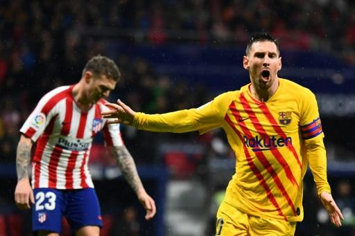 Lionel Messi could bag a sixth Ballon d'Or after two match-winning displays in a week