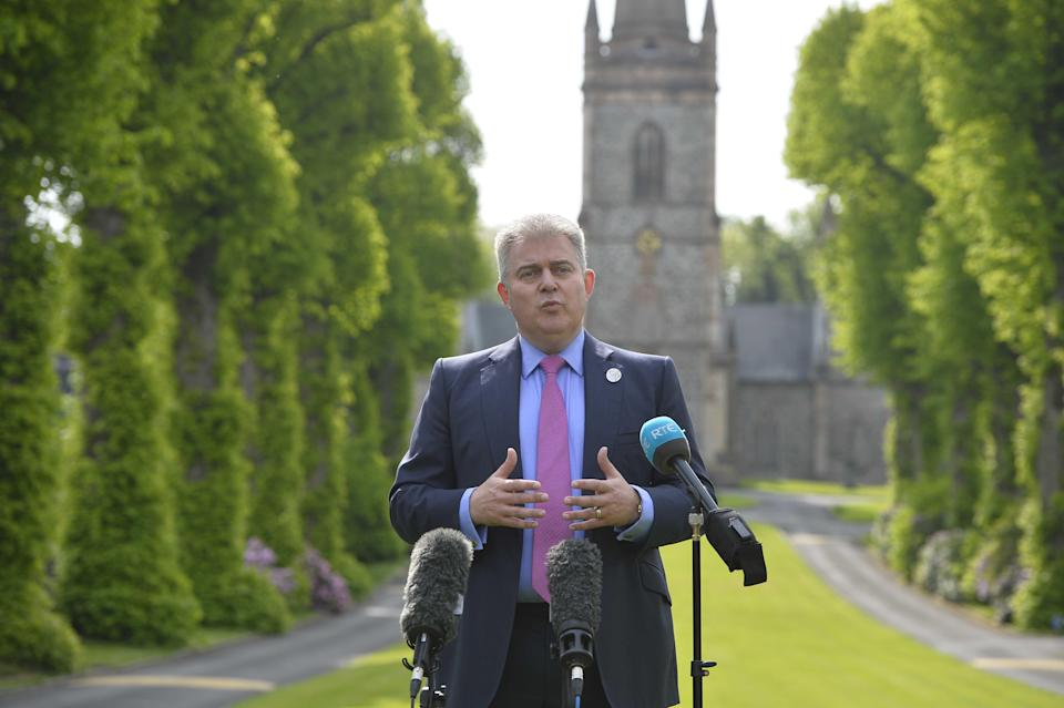 Secretary of State for Northern Ireland Brandon Lewis said the Government will now take time to consider the judge's findings (Mark Marlow/PA) (PA Wire)