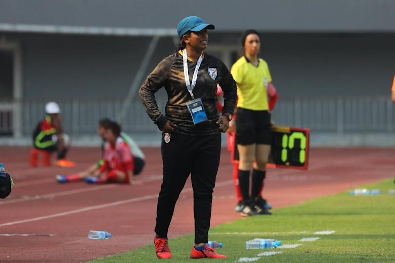 Introduction of Strength Training Has Worked Wonders: Indian Women's Coach Maymol Rocky