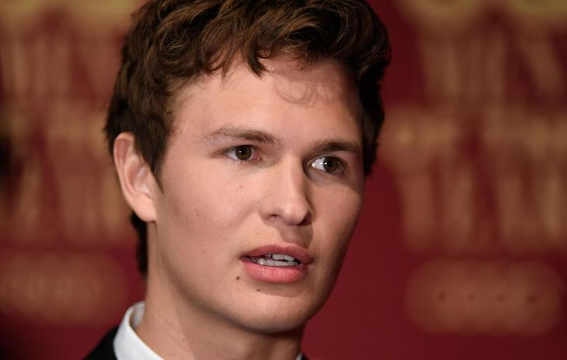 54e6e86e9f8 Ansel Elgort spoke about his Baby Driver co-star Kevin Spacey's alleged  sexual harassment at