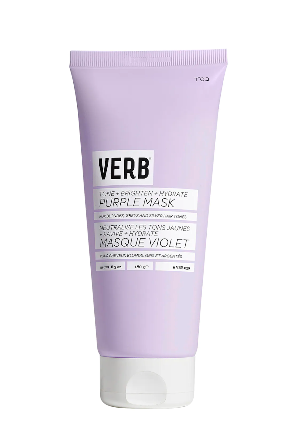 """<p><strong>Verb</strong></p><p>sephora.com</p><p><strong>$18.00</strong></p><p><a href=""""https://go.redirectingat.com?id=74968X1596630&url=https%3A%2F%2Fwww.sephora.com%2Fproduct%2Fverb-hair-care-purple-toning-hydrating-hair-mask-P457414&sref=https%3A%2F%2Fwww.cosmopolitan.com%2Fstyle-beauty%2Fbeauty%2Fg33576495%2Fbest-hair-toner%2F"""" rel=""""nofollow noopener"""" target=""""_blank"""" data-ylk=""""slk:Shop Now"""" class=""""link rapid-noclick-resp"""">Shop Now</a></p><p>If you're trying to tone and hydrate your hair simultaneously, you're in luck. This multitasking treatment from Verb <strong>helps cancel out brassy and yellow tones in blonde hair while also addressing <a href=""""https://www.cosmopolitan.com/style-beauty/beauty/a29873251/how-to-fix-dry-hair-tips/"""" rel=""""nofollow noopener"""" target=""""_blank"""" data-ylk=""""slk:dryness"""" class=""""link rapid-noclick-resp"""">dryness</a> and damage</strong> with a handful of moisturizing ingredients (like acai extract and vitamin B5). After shampooing, comb the mask through your damp hair and let it sit for 20 minutes max before rinsing it all the way out.</p>"""