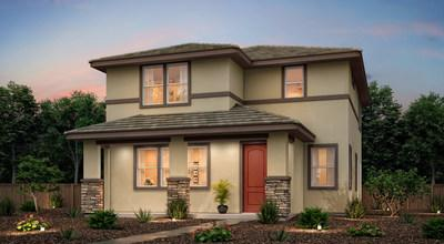 Two-story Rochester floor plan | College Park at Mountain House | Century Communities