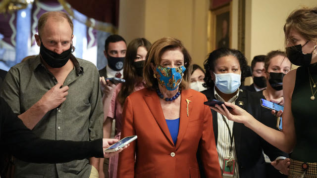 Woody Harrelson spotted with Nancy Pelosi in Washington