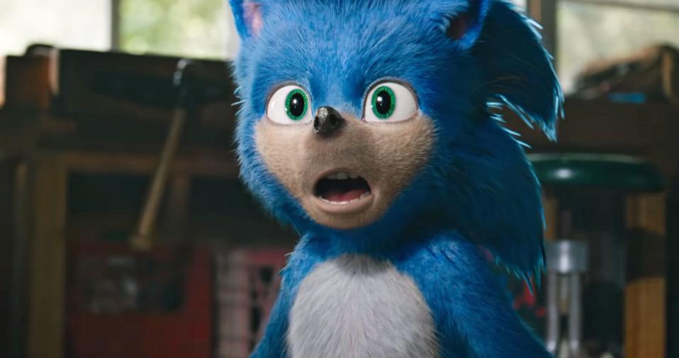 Jim Carrey is worried about the Sonic The Hedgehog backlash.